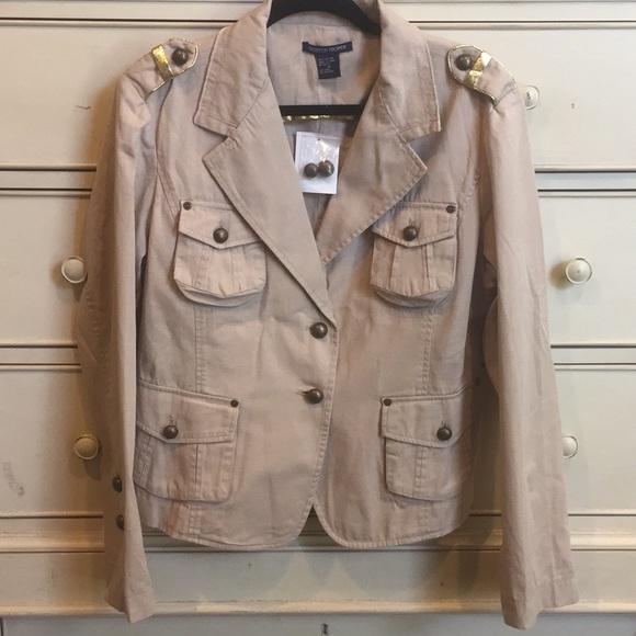 Boston Proper Jackets & Blazers - NWT Boston Proper blazer/jacket